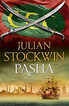 Julian Stockwin: Pasha Signed Limited