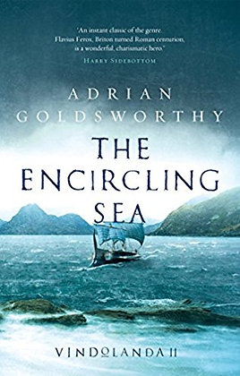 Adrian Goldsworthy The Encircling Sea Signed Ltd