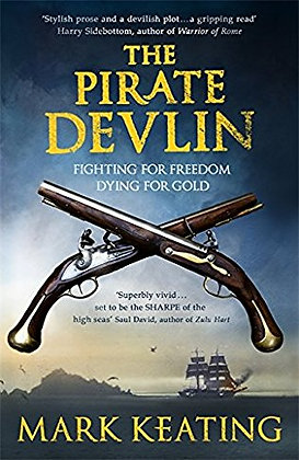 Mark Keating: The Pirate Devlin Signed