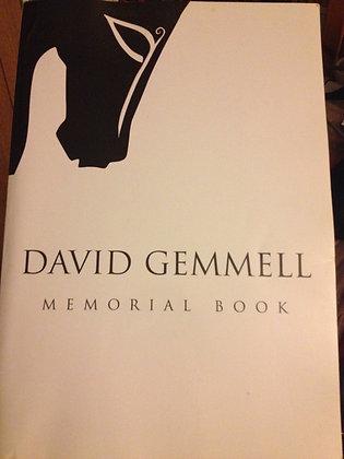 David Gemmell Memorial Book