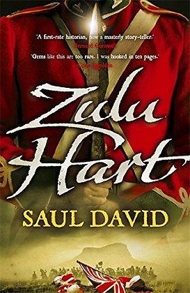 Saul David : Zulu Hart Signed 1st