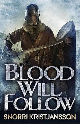 Snorri Kristjansson Blood will follow signed 1st