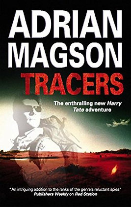 Adrian Magson: Tracers Signed 1st
