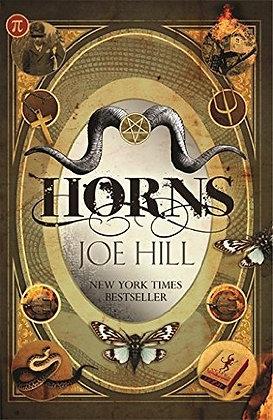 Joe Hill: Horns Signed Limited (SP)