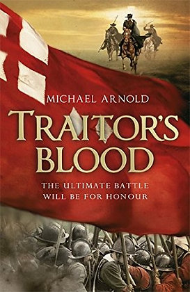 Michael Arnold: Traitors Blood Signed 1st HB