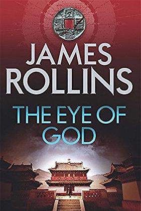 James Rollins The Eye of God Signed + Doodled