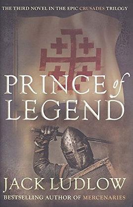 Jack Ludlow Prince of Legend Signed 1st HB