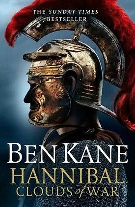 Ben Kane Clouds of War Signed 1st HB