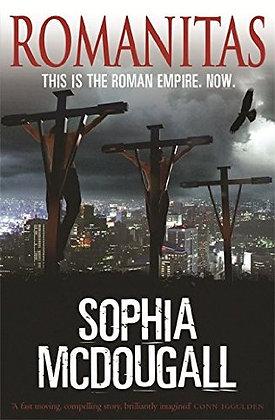 Sophia McDougal Romanitas signed 1st HB