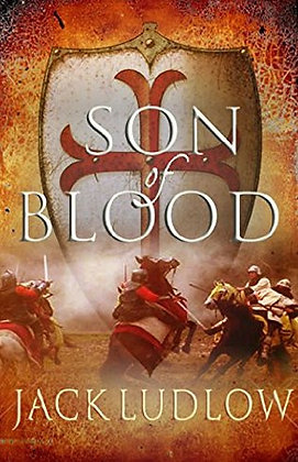 Jack Ludlow: Son of Blood signed 1st HB