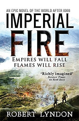 Robert Lyndon: Imperial Fire Signed UK 1st