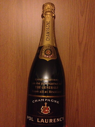 Authors Champagne