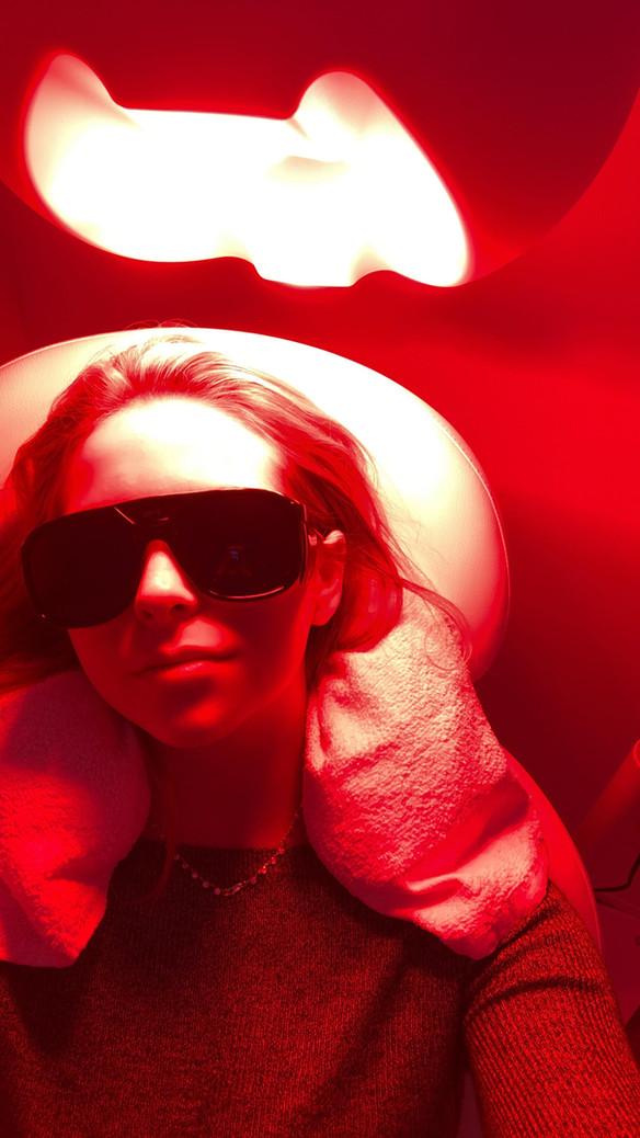 J'ai testé : les soins à la lumière rouge du Centre Helight à Montréal