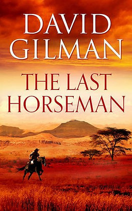 David Gilman: The Last Horseman Limited signed