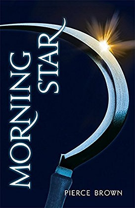 Pierce Brown Morning Star UK Proof
