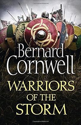 Bernard Cornwell: Warrior of the Storm 1st HB