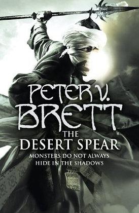 Peter v Brett: The Desert Spear Signed Ltd