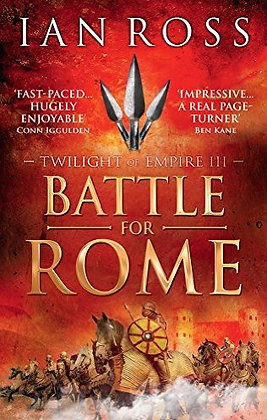 Ian Ross Battle for Rome Limited