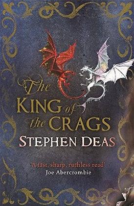 Stephen Deas King of Crags signed 1st Ltd Slipcase