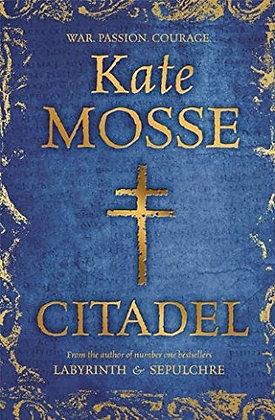 Kate Mosse: Citadel Signed