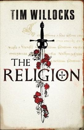 Tim Willocks: Religion Signed Proof