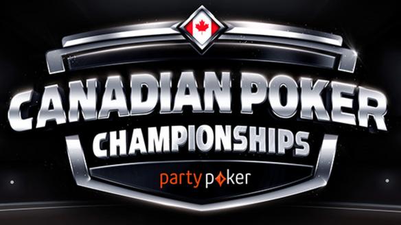 SORTIE : Prépare ta Poker face pour le Championnat Canadien de Poker