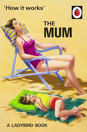 Ladybird: How it works The Mum Double signed