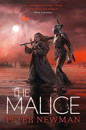 Peter Newman The Malice signed Limited