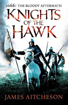 James Aitcheson: Knights of The Hawk Signed 1st