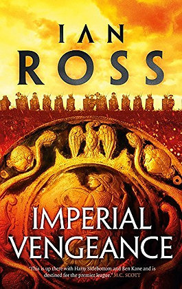 Ian Ross Imperial Vengeance Signed Limited