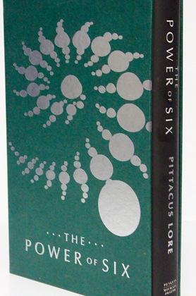 Pittacus Lore: The power of Six Limited Slipcased,