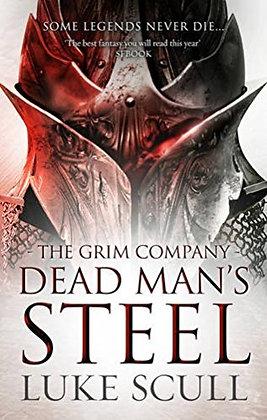 Luke Scull : Dead Man's Steel Limited