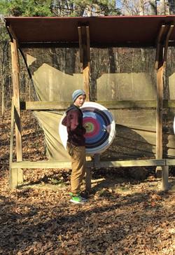 CMSE Archery Bullseye
