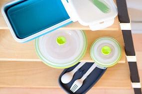 Vaisselle et accessoires écolos