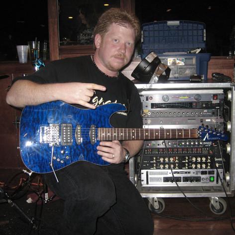 My rig, circa 2011-2012