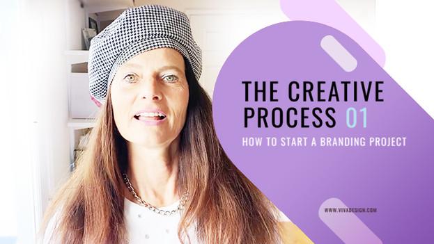 Ulrike Kerber explaining the Viva Design creative process