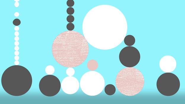 falling blobs