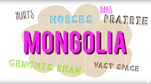 Not all kids are great horseback-riders in Mongolia. Find out more here!