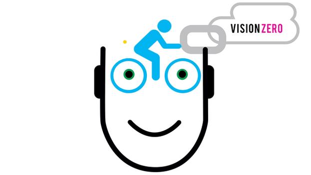 Viva Design - Vision Zero - traffic awareness campaign