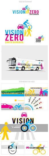 Vision Zero - Traffic Awareness Campaign