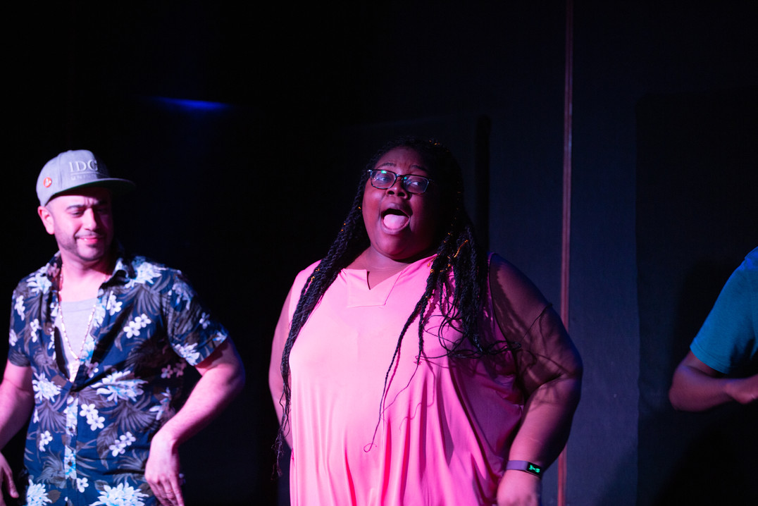 YEERR Comedy Show, NYC (2019)