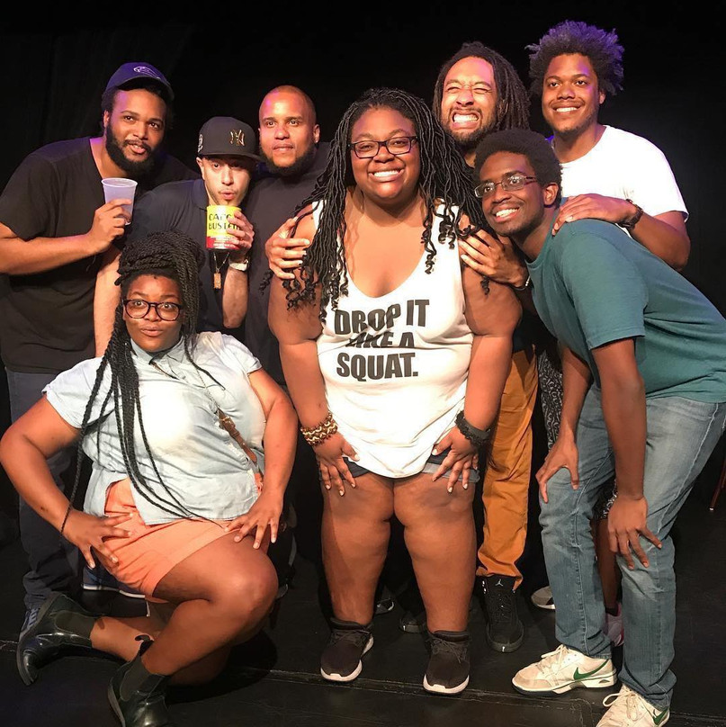 My Momma's Biscuits at UCB Indie Cage Match