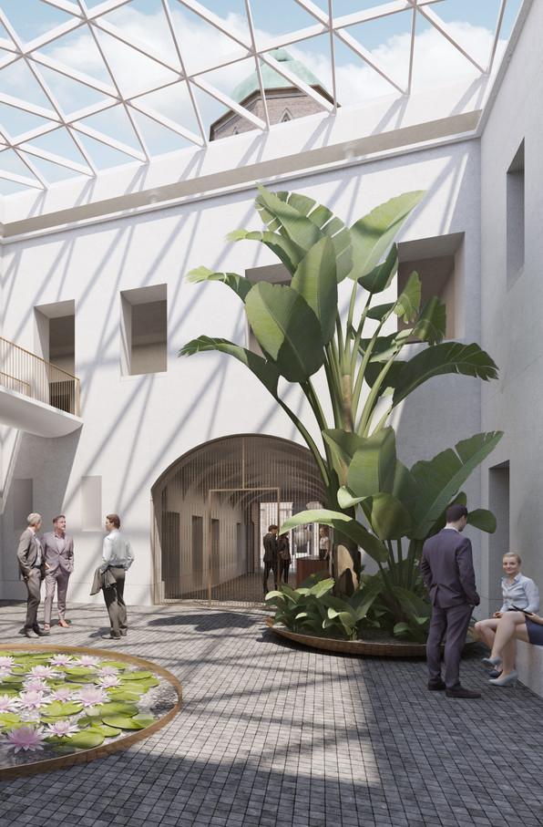 Műemléki épület felújítása az Úri utcában 2018