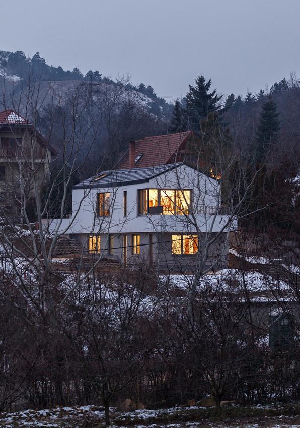 Családi ház Budaörsön