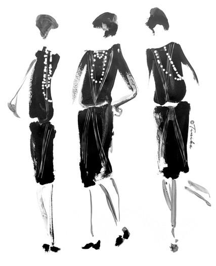 Chanel dansers