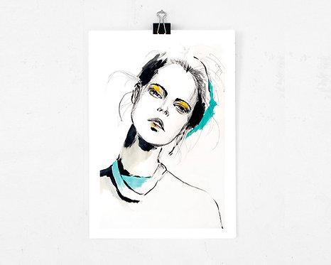 Art print - Color Pops
