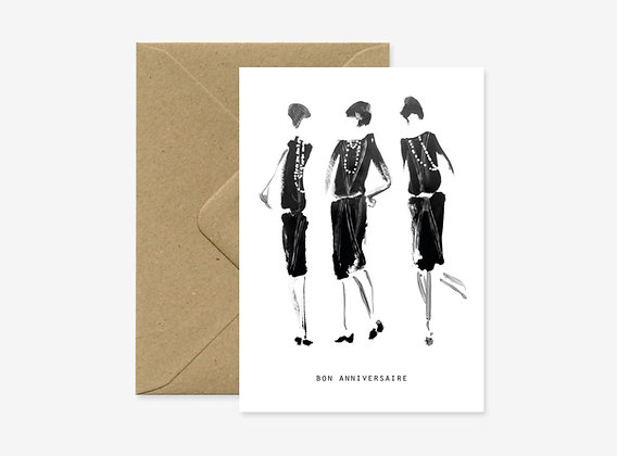 Card - Chanel