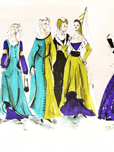 History of Fashion: The Middle Ages