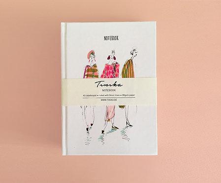 Journal White