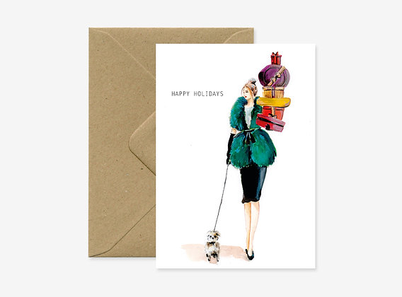 Card - Gifts